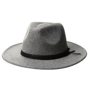 U.S. Polo Assn Women's Felt Panama Fedora Hat